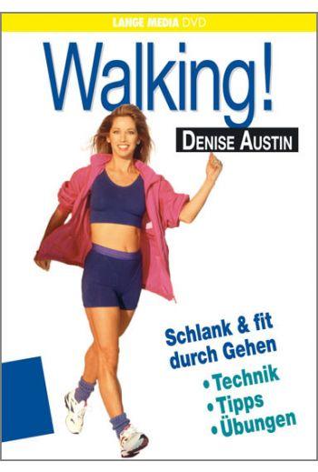 Denise Austin: Walking (DVD)