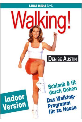 Denise Austin: Walking - Indoor Version