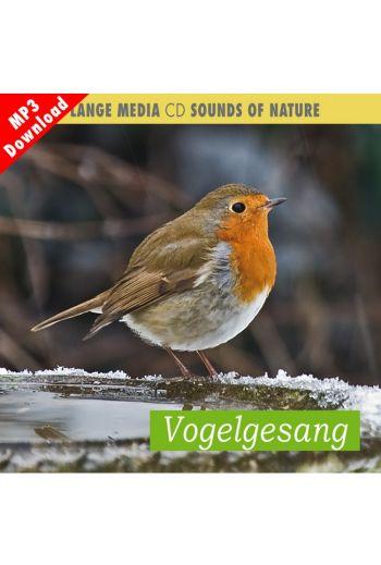 Naturgeräusche – Vogelgesang (MP3)