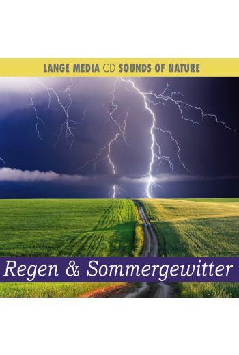 Naturgeräusche – Regen & Sommergewitter (CD)