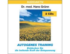 Dr. med. Hans Grünn: Autogenes Training (2 CDs)