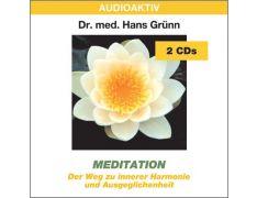 Dr. med. Hans Grünn: Meditation (2 CDs)