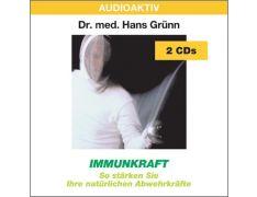 Dr. med. Hans Grünn: Immunkraft (2 CDs)