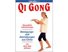 Jerry Alan Johnson: Qi Gong (DVD)