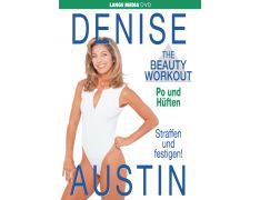 Denise Austin: The Beauty Workout - Po und Hüften (DVD)