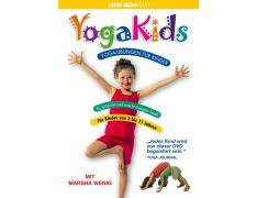 Marsha Wenig: Yoga-Kids (DVD)