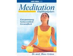 Dr. med. Hans Grünn: Meditation (DVD)