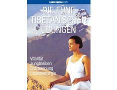Die fünf tibetanischen Übungen (DVD)