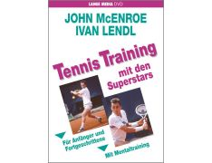 John McEnroe/Ivan Lendl: Tennis Training (DVD)