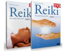 Tanmaya Honervogt: Reiki – die große Praxis-DVD (Folge 1 und Folge 2)
