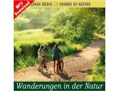 Naturgeräusche – Wanderungen in der Natur (MP3)