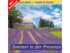 Naturgeräusche – Sommer in der Provence (MP3)