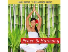 Relaxation Music – Peace & Harmony (CD)
