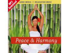 Relaxation Music – Peace & Harmony (MP3)