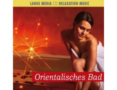 Relaxation Music – Orientalisches Bad (CD)