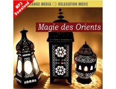 Relaxation Music – Magie des Orients (MP3)