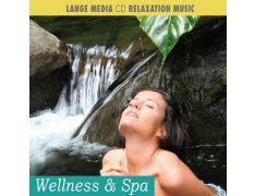 Relaxation Music – Wellness & Spa (CD)